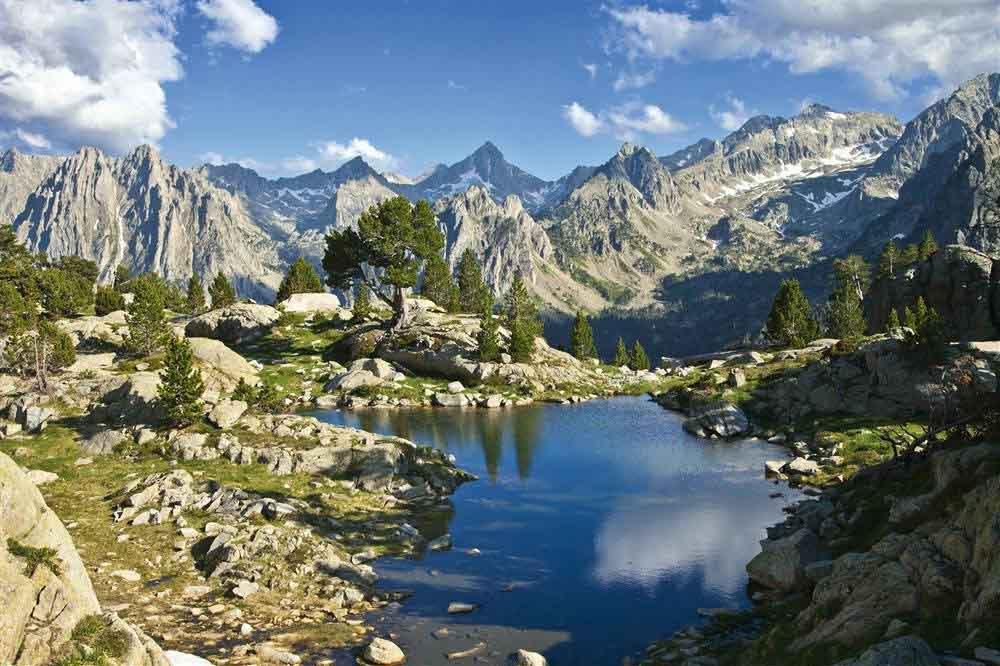 El único Parque Nacional de Cataluña