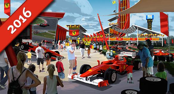 Ferrari-Land-Port-Aventura-Salou-2016