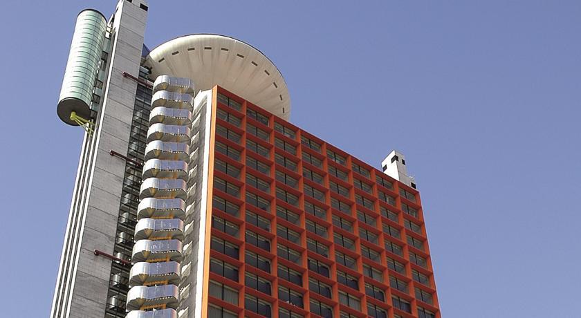 Hotel Hesperia Tower en Hospitalet 02